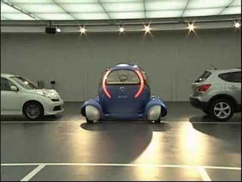 Nissan Pivo 2 Concept Youtube