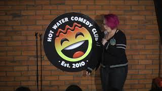 Abigoliah Shamaun LIVE at Hot Water Comedy Club