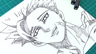 Drawing Ban From (the Seven Deadly Sins)