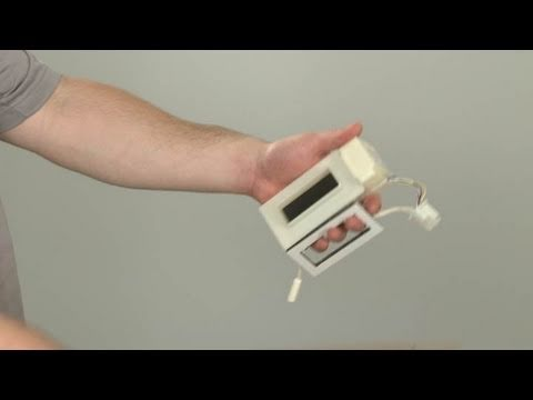 Air Damper Control - GE Refrigerator