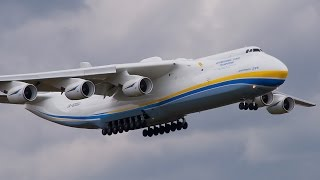Biggest plane in the world - Antonov 225