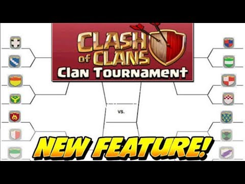 NEW UPDATE?;CLASH OF CLANS NEW CLAN TOURNAMENT  3 NEW UPDATE CONCEPT