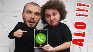 TELEFONLA İNSANLARI TROLLEDİK !! w/ Mesut Can Tomay