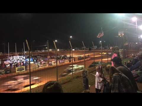 Cherokee Speedway Pure Stock Main 10/7/17