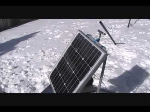 Solar power set up Solar solar generator portable 36 watts battery WTSHTF TITEOFTWAWKI