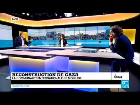 b 116 governance 004 005 France 24 Reconstruction de Gaza   la communauté internationale se mobilise