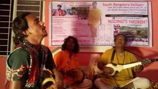 Vaber gan, aaj joubone jogini radha binodini, Subhomoy Das Baul, Bangalore Kalibari Electronic City