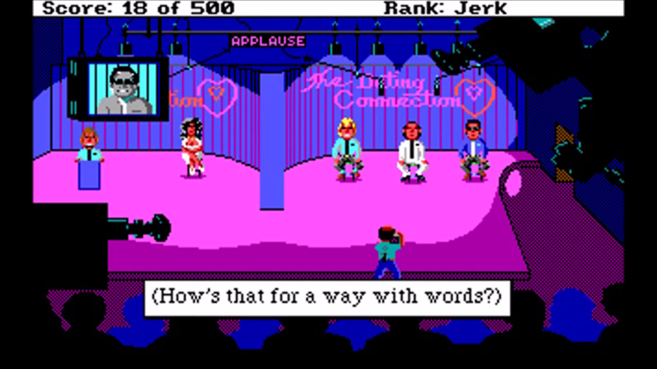 Leisure Suit Larry 2 Goes Looking For Love (in Several