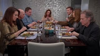 Video Curb Your Enthusiasm - Larry at a dinner party (Stabbing range) download MP3, 3GP, MP4, WEBM, AVI, FLV November 2017