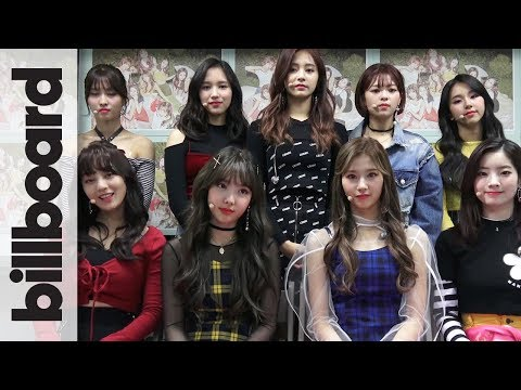 TWICE Introduces New Single 'Likey' & 'Twicetagram'  | Billboard