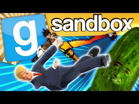RAGDOLL BOXING - Gmod Sandbox (Garry's Mod Funny Moments)