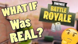 Fortnite Theory: Could Fortnite Happen in Real Life?