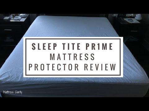 Premium FULL Sleep Tite by Malouf Waterproof Prime Mattress Protector