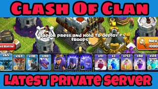 How to Download Clash of Clans Private Server - COC Hack Tool
