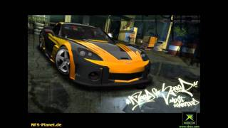 NFS Most Wanted soundtrack Nine Thou (superstars remix)--Megadef