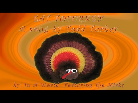 Eat Tofurkey – Thanksgiving Song by Todd Turkey– For Kids mp3