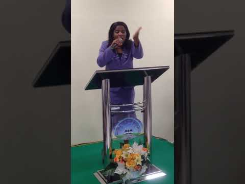 Celebrating His Presence with Pst. Eve Davids - He is Here!
