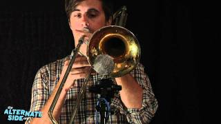 """Beirut - """"Port of Call"""" (Live at WFUV)"""