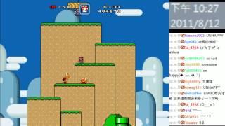 魯蛋玩Ts Mario P4 (́◕◞౪◟◕‵)