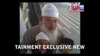 TV11 HYDERABADNEWS JANAB MOULANA ABID KHAN SAHAB PASS AWAY.6THSEP