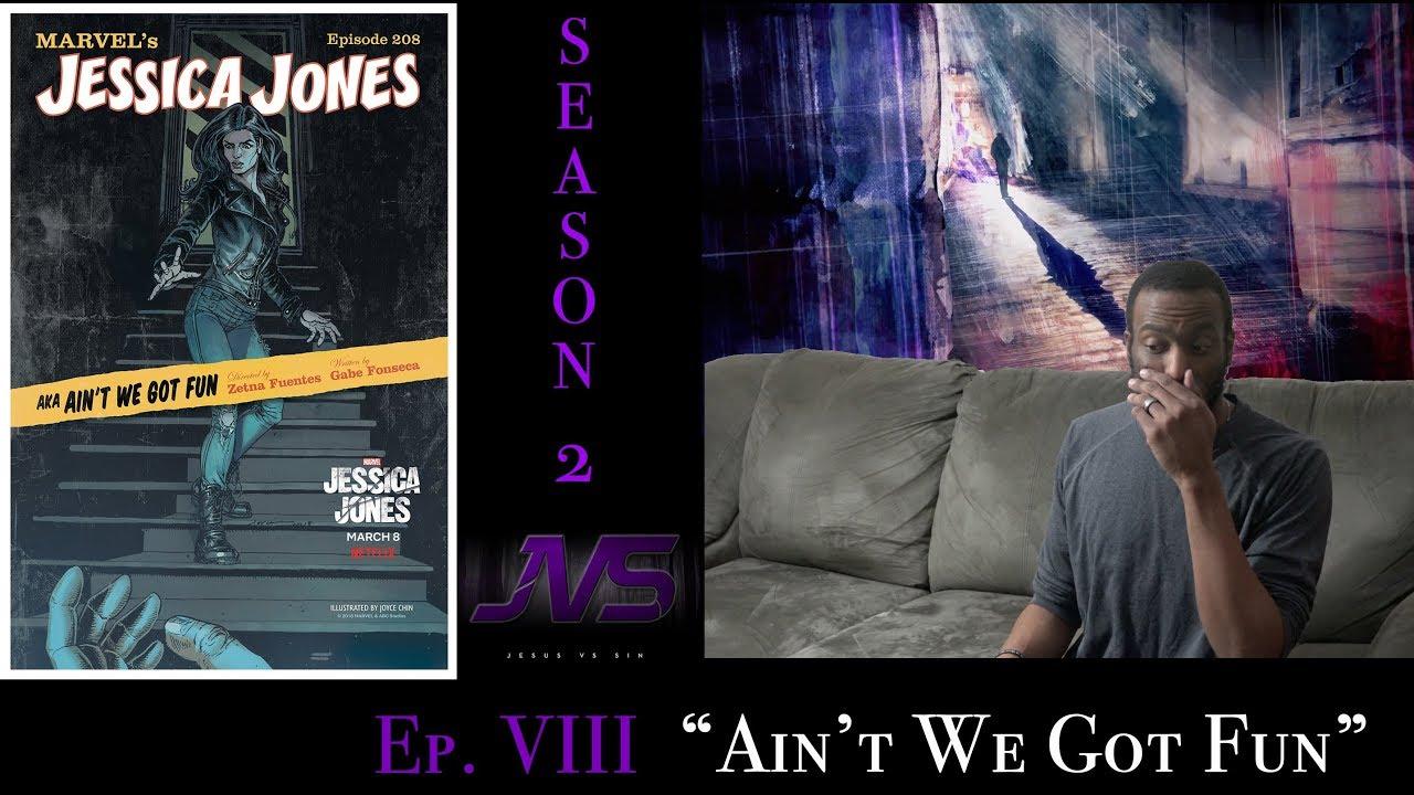Download Marvel's JESSICA JONES (SEASON 2) (Netflix) - Episode 8 | TV Review