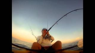 YAK Vertical Jigging STRIKE !!!