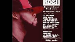 Reks- 25th Hour (Dirty Version) (CDQ)