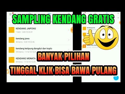 Download Sampling Kendang Gratis Suara Jos