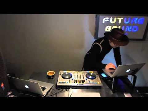 Futurebound NYC: Disco, Deephouse & Techo Vibes February 22th 2013 (2/3)
