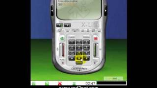 Configuracion Softphone X-lite, llamadas voip Softphone