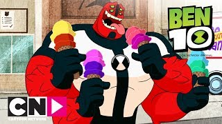 Le bistrot incognito | Ben10 | Cartoon Network