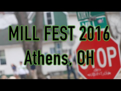 MILL FEST 2016 | Ohio University | Official Video