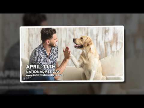 National Days In April