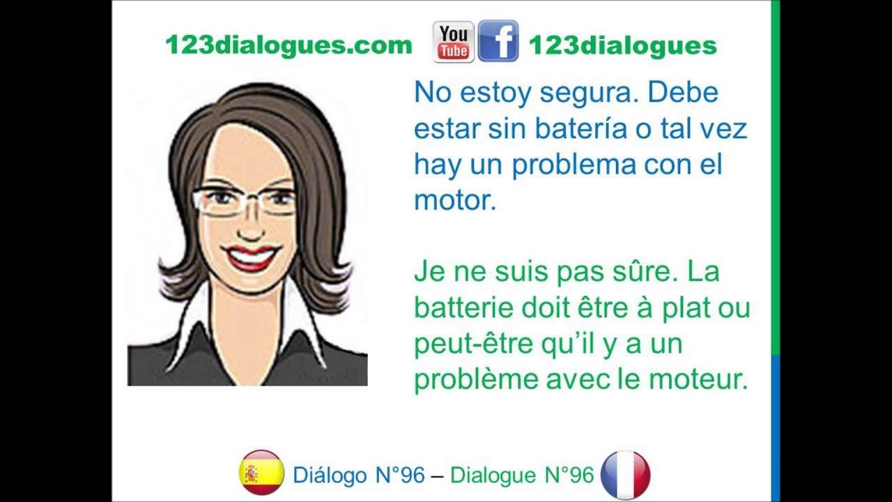 Di 225 Logo 96 Espagnol Franc 233 S Problemas Con El Coche