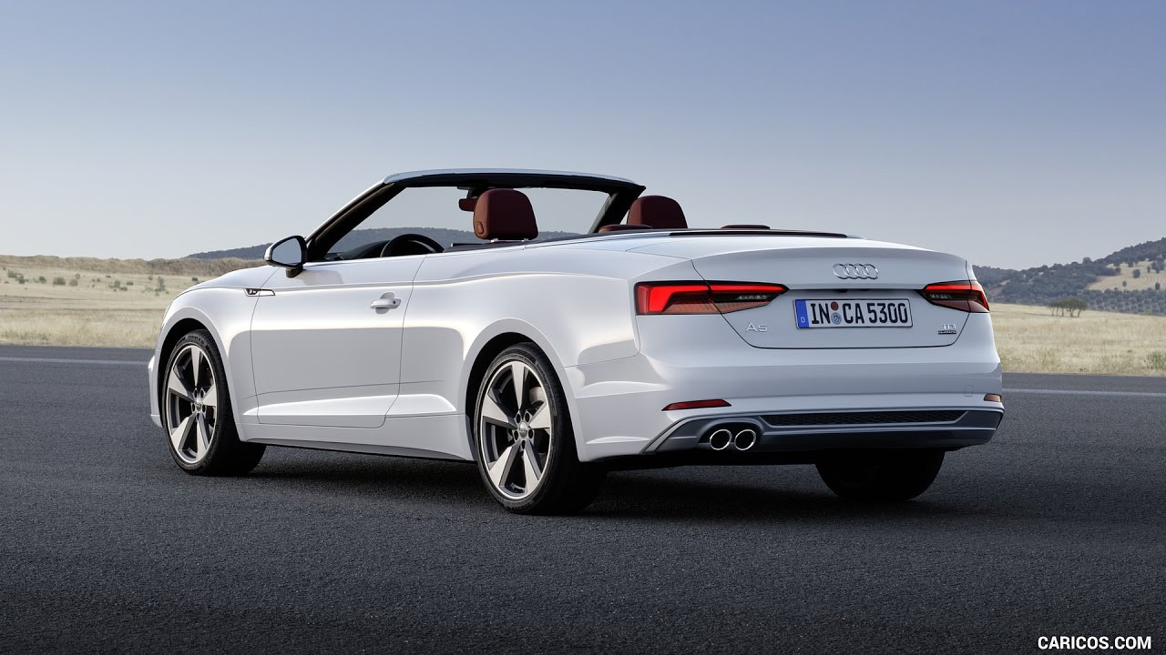 2018 Audi A5 Cabriolet Full Review