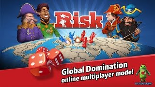 RISK Global Domination (iOS / Android) Gameplay HD