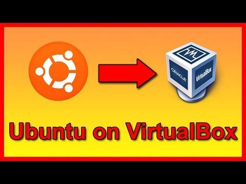 How to install Ubuntu 18.04 on VirtualBox in Windows 10 - Tutorial