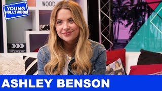 Ashley Benson Plays the Game of Firsts!