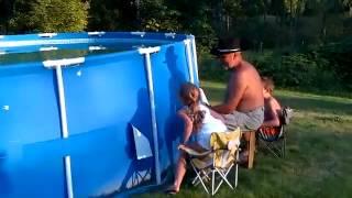 видео 10 лучших бассейнов для дачи, для детей и взрослых