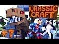 "Minecraft | Jurassic Craft - Dinosaurs Ep 7 ""NUCLEAR DINOSAURS"""