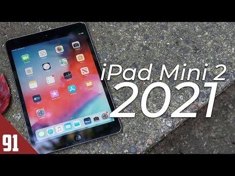 Using The IPad Mini 2 In 2020