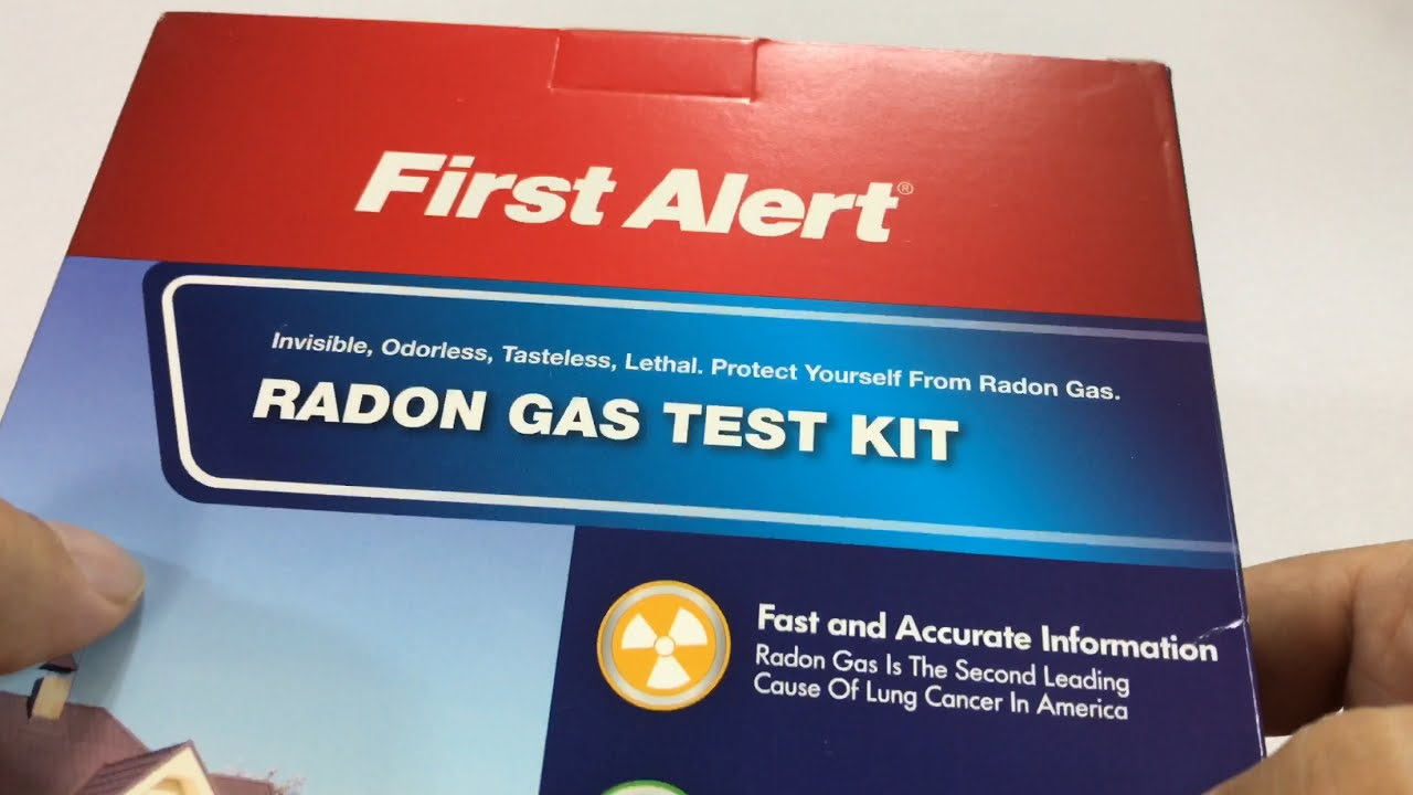 The cheapest first alert rd1 radon gas home test kit youtube the cheapest first alert rd1 radon gas home test kit solutioingenieria Images