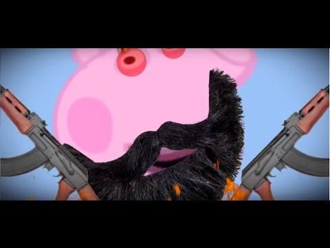 я свинка пепа (RAP-РЭП)