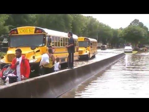 Houston, TX Anba Dlo. Videyo  Rene Comeau