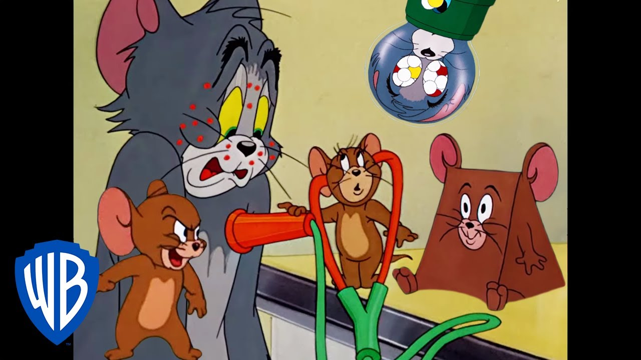 Download Tom & Jerry | Jerry's Best Tricks | Classic Cartoon Compilation | WB Kids