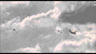 Последние минуты сбитого ополченцами над Славянском самолёта-разведчика украинских ВВС АН-30Б
