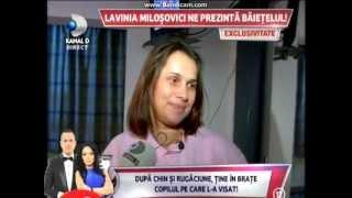 lavinia Milosovici интервью