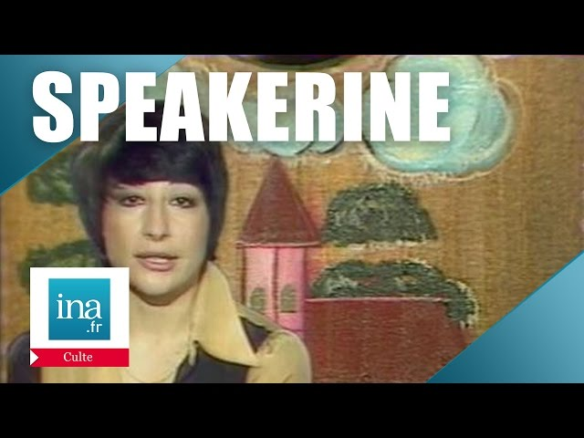 Speakerine 1981 Claire Avril | Archive INA