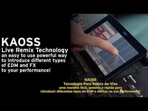 KORG® Pa4X OS v.2 - Novas Sonoridades, Acompanhamentos, Estilos, Recursos!