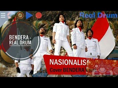 real-drum---bendera---cokelat-|-#realdrum